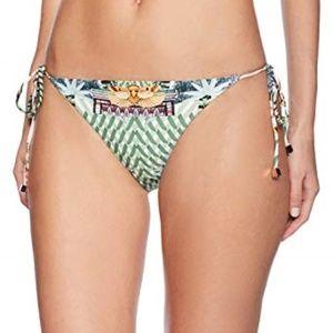 NWT Rachel Rachel Roy Tie Bikini Bottoms Cleopatra
